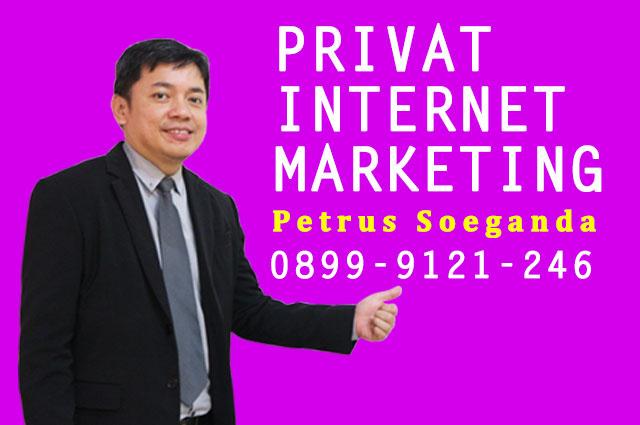 Jadwal Pelatihan Internet Marketing