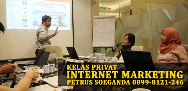 Privat Internet Marketing Petrus Soeganda