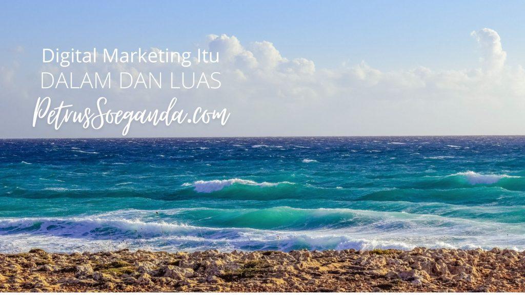 Digital Marketing Dalam dan Luas